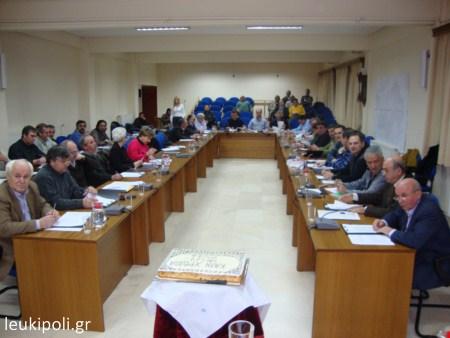 Συνεδρίαση Δημοτικού Συμβουλίου την ερχόμενη Τρίτη