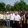 Φοιτητές Γεωπονικού Πανεπιστημίου σε αμπελώνες Τυρνάβου