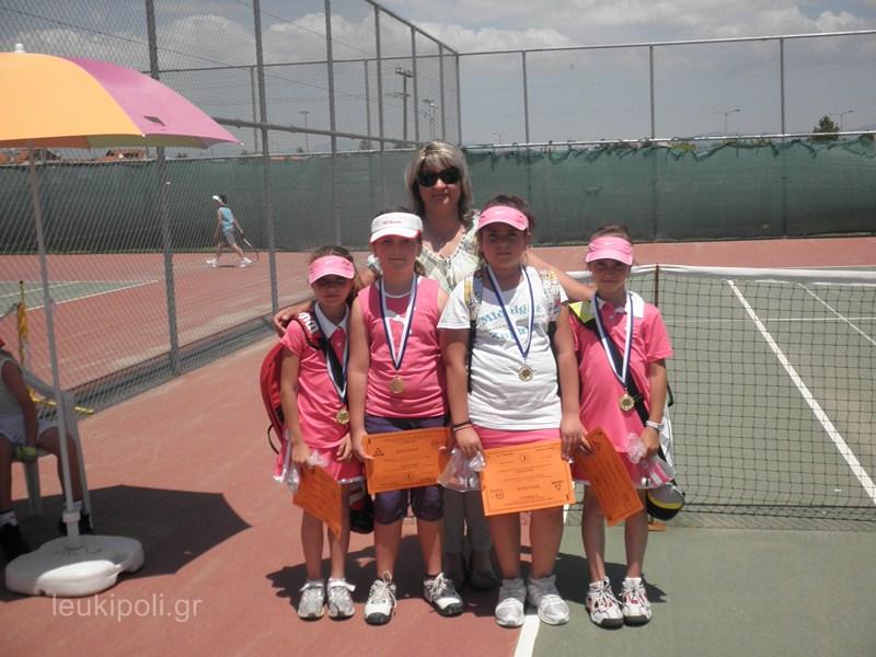 Σημαντικές επιτυχίες του Συλλόγου Αντισφαίρισης