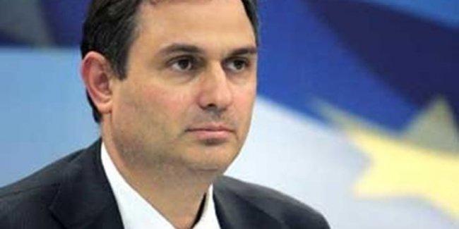 Αναπληρωτής Υπουργός Οικονομικών ο Ελασσονίτης Φιλ. Σαχινίδης