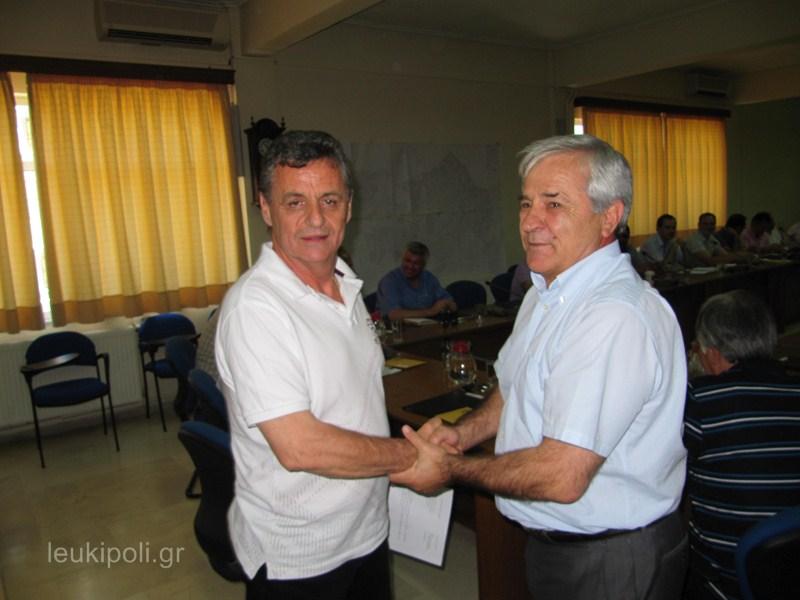 Παραιτήθηκε από δημοτικός σύμβουλος ο Χρήστος Καραγιάννης