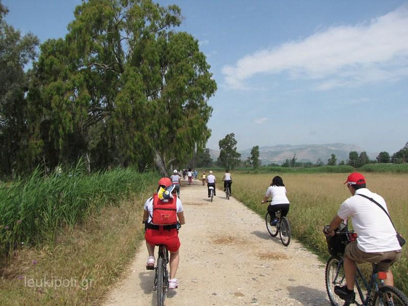 Ποδηλατάδα… ενάντια στο λιγνίτη!