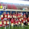 230 παιδιά στο 5ο Τουρνουά μίνι βόλεϊ του Γ.Σ.Ε.Ε.