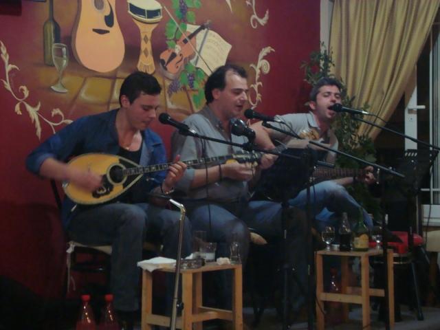 Μουσική βραδιά των φίλων Μάρκου Βαμβακάρη στη Λάρισα
