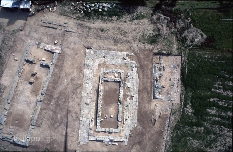 Απάντηση της Εφορείας Αρχαιοτήτων στην Άννα Βαγενά για το Πύθιο