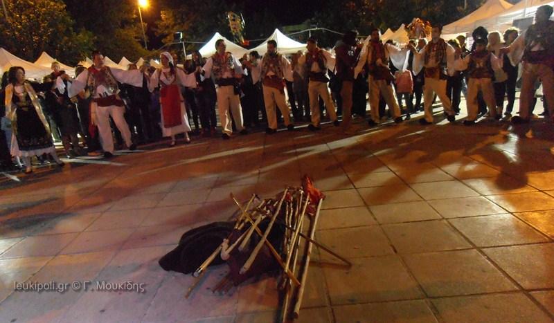 Μεγάλη κοσμοσυρροή και ηχηρά «μηνύματα» κατά του λιγνίτη στην Ελασσόνα