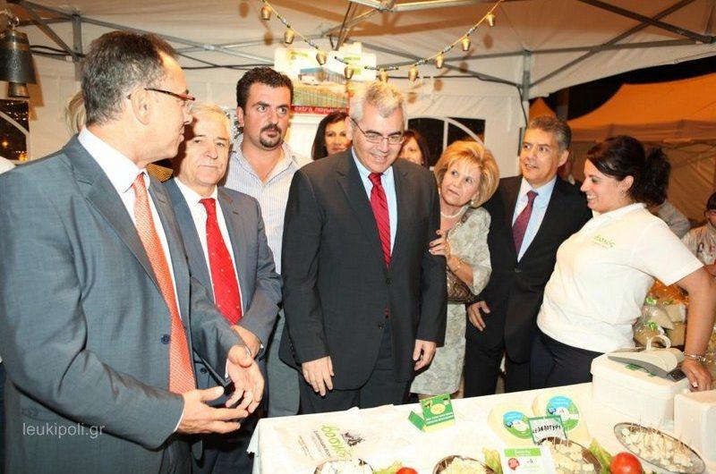 Επιτυχημένη η 6η Πανελλήνια γιορτή φέτας στην Ελασσόνα