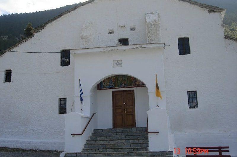 Η επαρχία Ελασσόνας γιορτάζει την Αγία Παρασκευή
