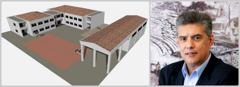 Σε φάση υλοποίησης η κατασκευή του 1ου δημοτικού σχολείου Ελασσόνας