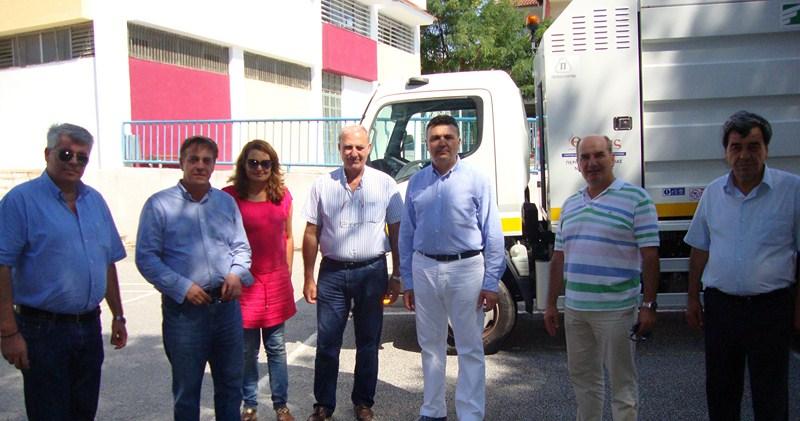 Επισκέφτηκε τους παιδικούς σταθμούς ο Δήμαρχος Ελασσόνας