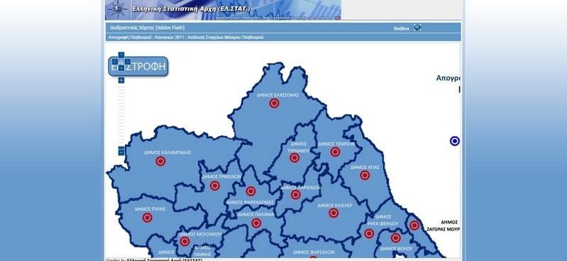 Ενδιαφέροντα στοιχεία για το Δήμο Ελασσόνας