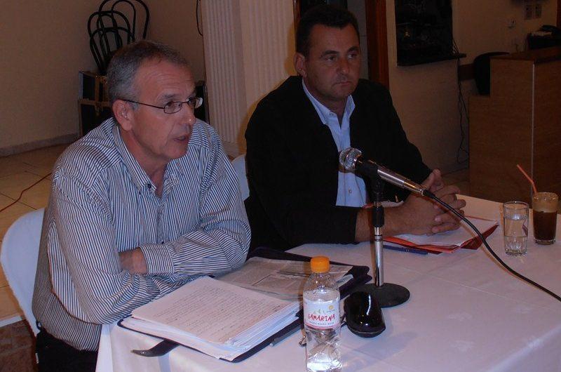 Παρουσιάστηκαν οι πυλώνες του προγράμματος ΣΥΡΙΖΑ στην Ελασσόνα