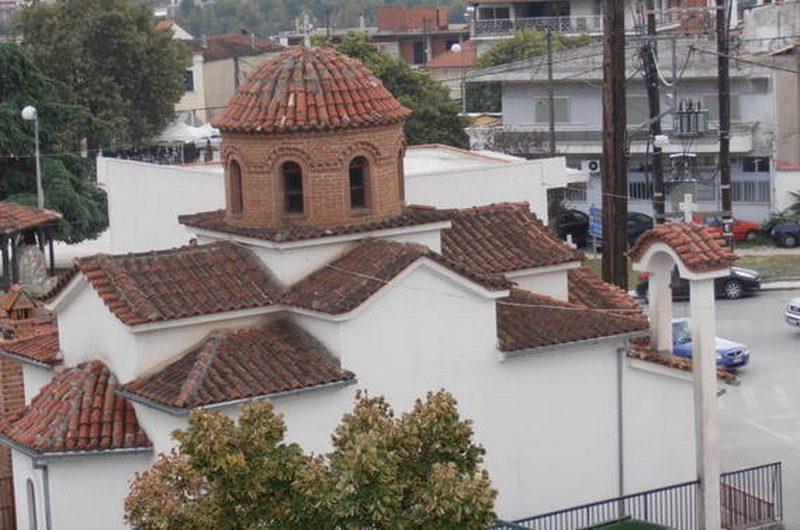 Πανηγυρίζει ο Ι.Ν. Αγίου Λουκά στην Ελασσόνα