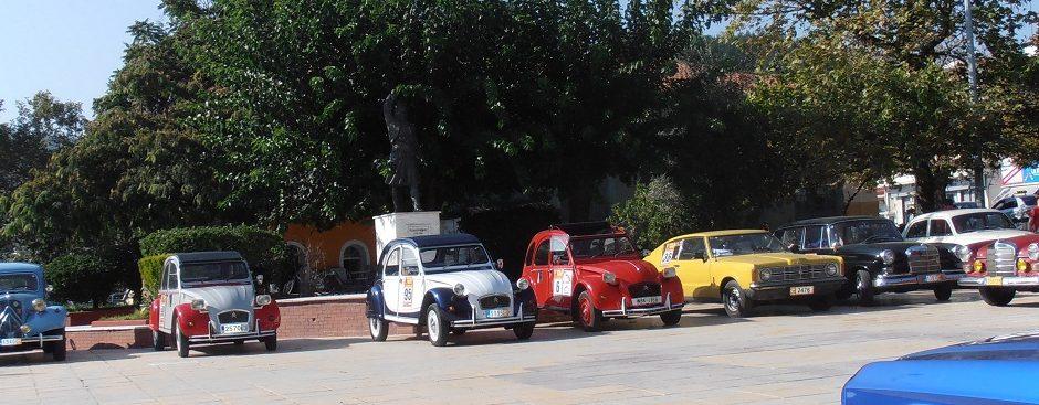 Μηχανοκίνητες… «ομορφιές» παλαιών χρόνων στην Ελασσόνα!