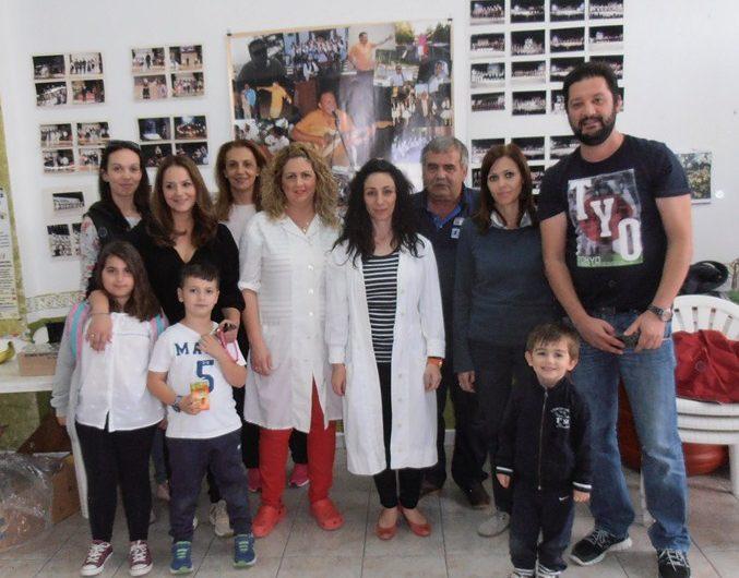 70 νέες φιάλες αίματος στην Τράπεζα «Μιχάλης Πιτένης»