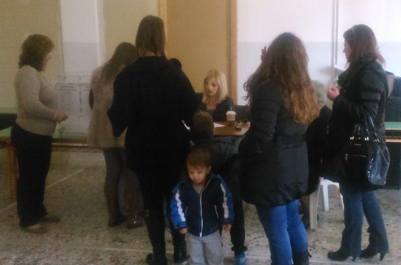 Μεγάλη συμμετοχή στις εκλογές του αγροτικού κτηνοτροφικού συλλόγου Τσαριτσάνης