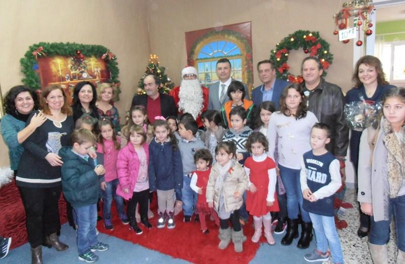 """«Άρωμα» γιορτών στην περιοχή της Ελασσόνας – Μεγάλη προσέλευση στο «παζάρι αγάπης"""""""