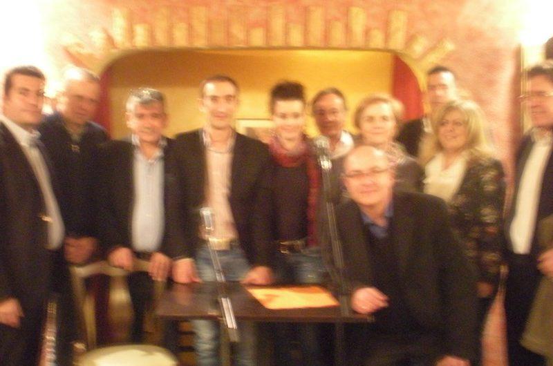 Παρουσιάστηκε το ψηφοδέλτιο του ΠΑΣΟΚ – Δημοκρατική Παράταξη στην Ελασσόνα