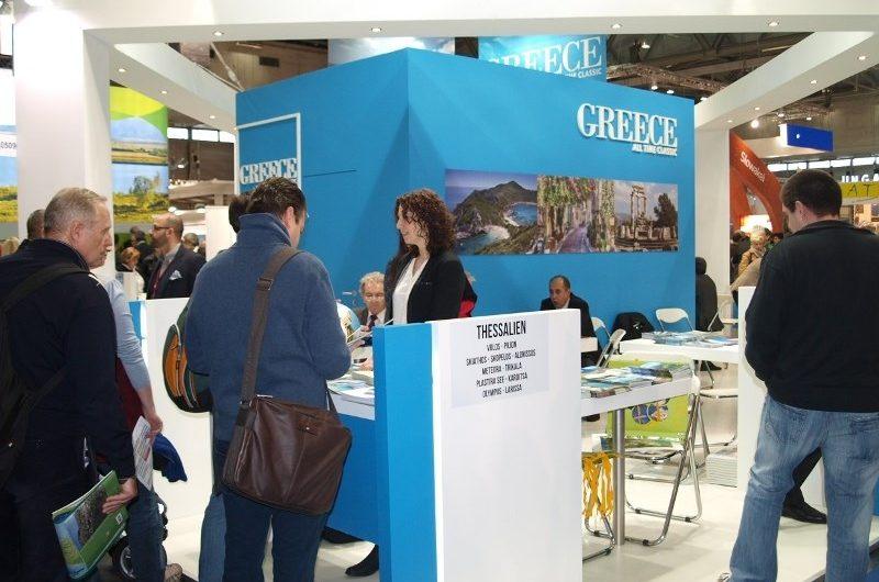 Η Περιφέρεια Θεσσαλίας στις διεθνείς τουριστικές εκθέσεις Βιέννης και Ουτρέχτης