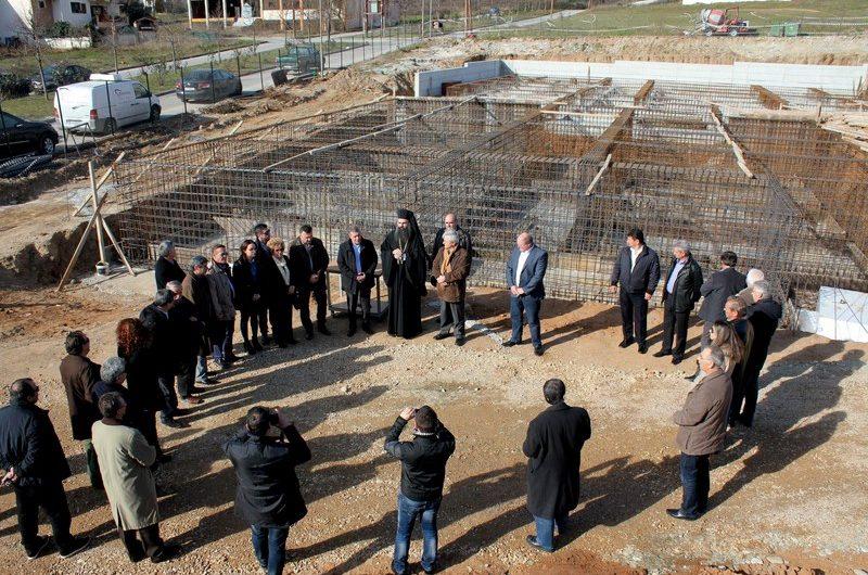 Θεμελιώθηκε το νέο 12θέσιο δημοτικό σχολείο Ελασσόνας προϋπολογισμού 4,3 εκατ. ευρώ