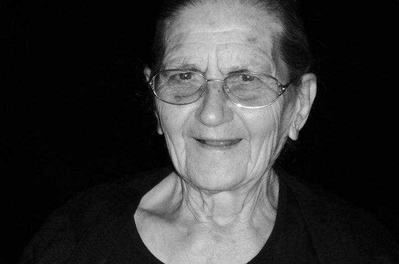 Στη μνήμη της γιαγιάς μου, του Γιώργου Σαράτση
