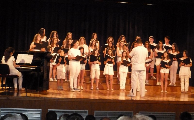 Στην 7η διεθνή συνάντηση σχολικών χορωδιών η Παιδική χορωδία Ελασσόνας