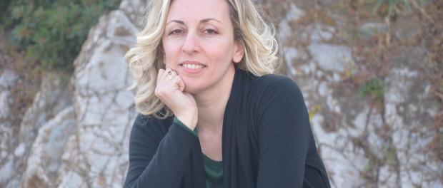Η συγγραφέας Χρυσάνθη Τσιαμπαλή – Κελεπούρη στην Τσαριτσάνη