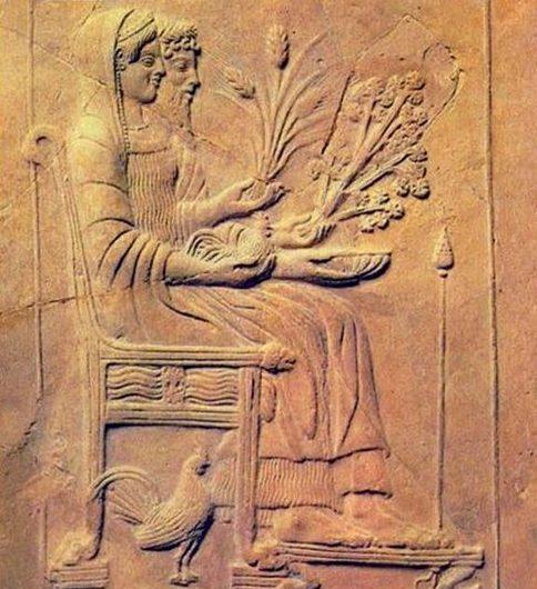 Εορτασμός του Θερινού Ηλιοστασίου στην αρχαία Περραιβία