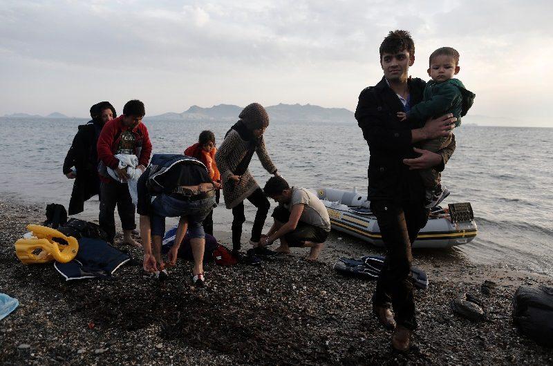 Εργατικό Κέντρο Λάρισας για τους πρόσφυγες που βρίσκονται στα Τέμπη