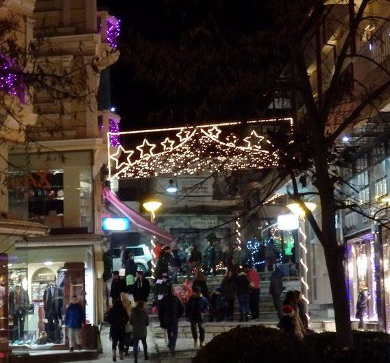 """«Λευκή Νύχτα"""" στην αγορά της Ελασσόνας"""
