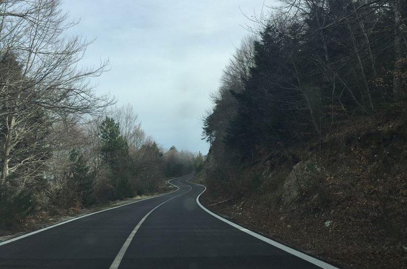 Δόθηκε στην κυκλοφορία ο δρόμος Καλλιπεύκη – όρια Ν. Πιερίας