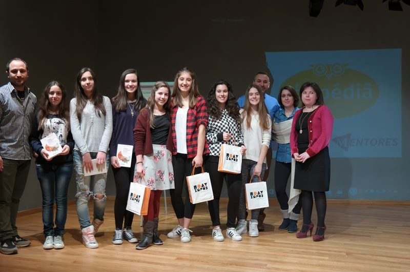 Ευρωπαϊκό πρόγραμμα Erasmus+ υλοποίησαν στη Λάρισα οι «Μέντορες»
