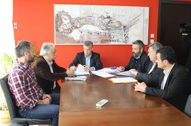 Αξιοποιείται υδρευτική γεώτρηση στη Βερδικούσια με χρηματοδότηση της Περιφέρειας