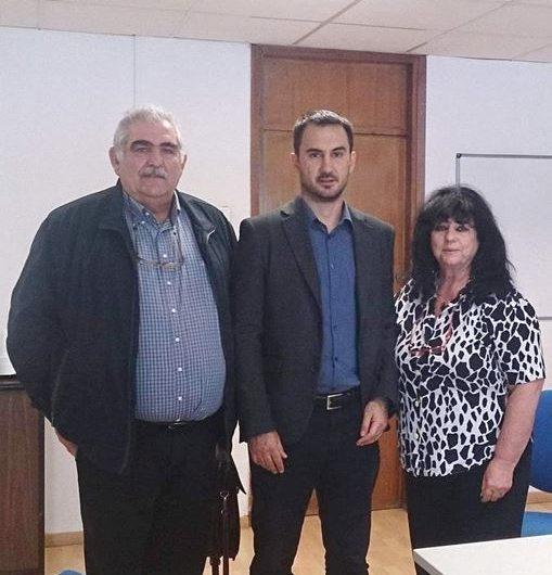 Ικανοποίηση Βαγενά – Παπαδόπουλου για επιχορήγηση 50 εκατ. € για αντιπλημμυρικά