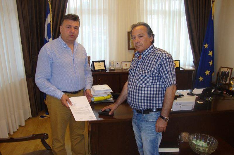 Νέος δημοτικός σύμβουλος Ελασσόνας ορκίστηκε ο Στάθης Ψωμιάδης