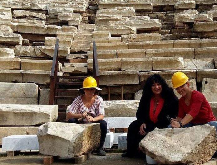 Η Δ.Ε.Υ.Α.Λ. χρηματοδοτεί τη συνέχιση των εργασιών του Αρχαίου Θεάτρου Λάρισας