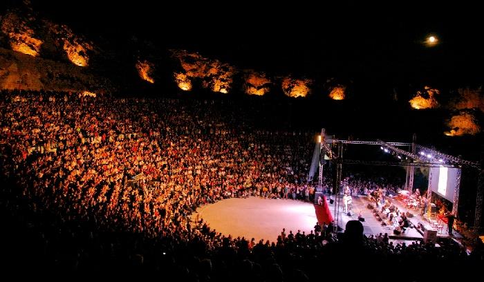 Μουσική παράσταση από το Δίκτυο Περραιβία στο Βόλο