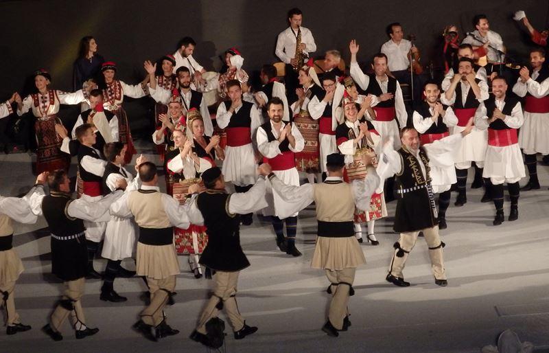 Στο Νέο Δελχί θα συμμετάσχει η Ακαδημία Έρευνας Παραδοσιακών Χορών