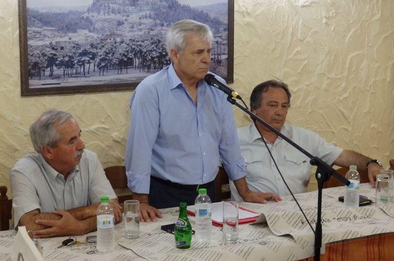 Δριμεία κριτική στη Δημοτική αρχή Ελασσόνας από το Γ. Πασχόπουλο