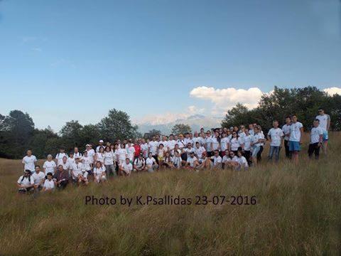 4η Περιβαλλοντική Εκδήλωση από την Πανελλήνια Ομοσπονδία Πολ.Συλλόγων Βλάχων τον Εξωραϊστικό Σύλλογος Λιβαδίου και την Δημοτική Κοινότητα Λιβαδίου.