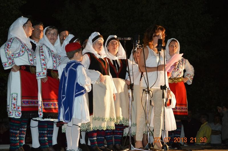 Εκδήλωση με το Πολυφωνικό Καραβάνι στα Γιαννωτά