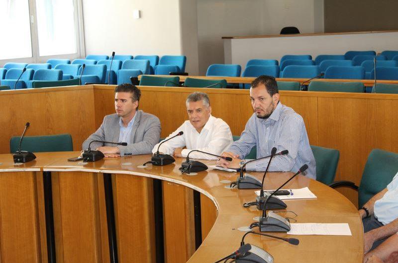 Σύσκεψη για τον Ελασσονίτη ποταμό στην Περιφέρεια Θεσσαλίας