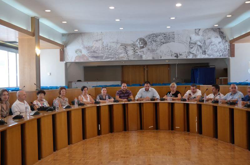 Συνάντηση στη Λάρισα για το ευρωπαϊκό πρόγραμμα τουρισμού για ηλικιωμένους από τους «Μέντορες»