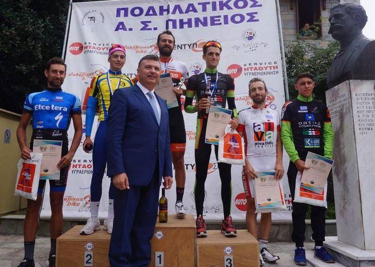 Δήμος Ελασσόνας: Επιτυχημένη η 1η ποδηλατική Ανάβαση Λιβαδίου