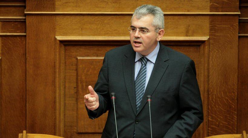 """Μαξ. Χαρακόπουλος: """"Να καταργηθεί ο Φόρος στο κρασί!"""""""