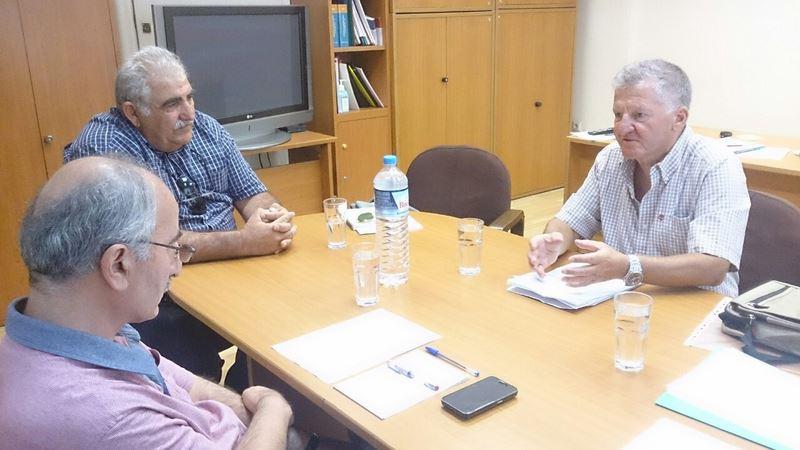 Ν. Παπαδόπουλος (ΣΥΡΙΖΑ): Στο Υπουργείο Εσωτερικών για τους υπαλλήλους των ΔΕΥΑ