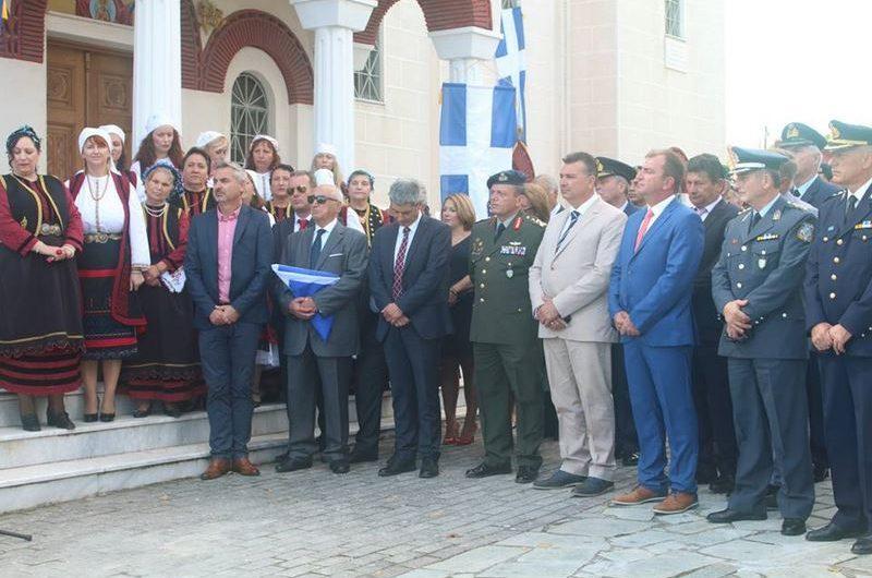 Με τριήμερο εκδηλώσεων γιορτάστηκε η επέτειος της Μάχης Σαρανταπόρου