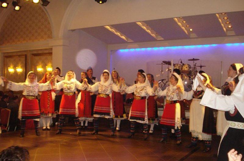 Έναρξη χορευτικών τμημάτων του Συλλόγου Κρανιωτών Λάρισας