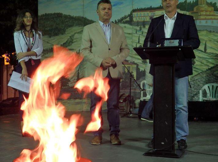 Την πρωταθλήτρια Λιλή Αλεξούλη βράβευσε ο Δήμος Ελασσόνας για τη συμμετοχή στο Ρίο