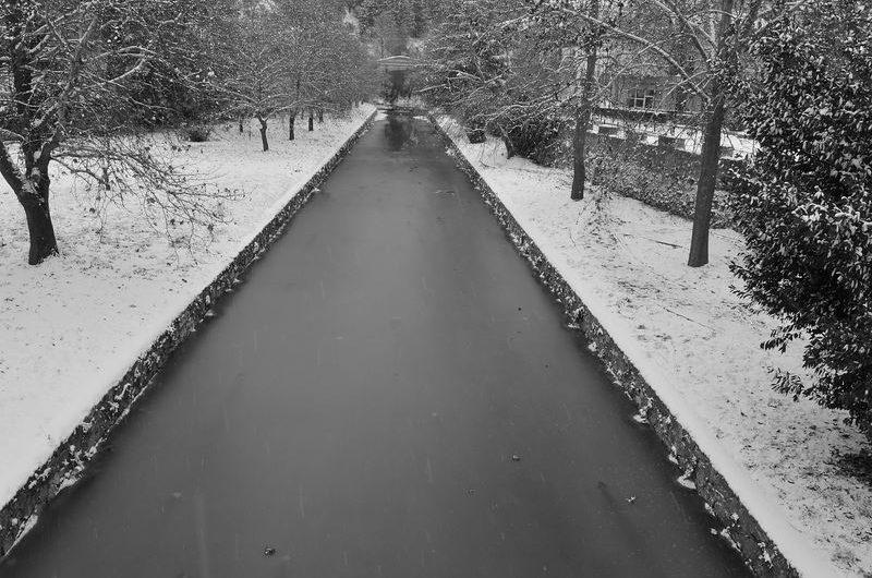 «Η Ελασσόνα του χιονιά…» Φωτογραφίες από τον Αθ. Δήμου